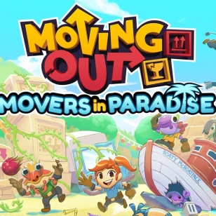 Moving Out Movers in Paradise DLC nostokuva