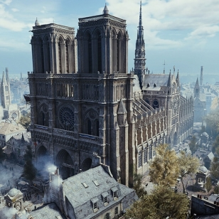 Notre Dame Assassin's Creed