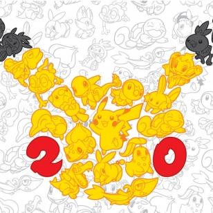 Pokémon 20 vuotta