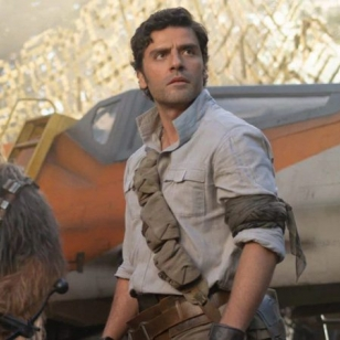 Oscar Isaac Poe Dameron Tähtien Sota Star Wars