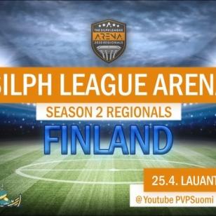 Pokémon Go SILPH league arena