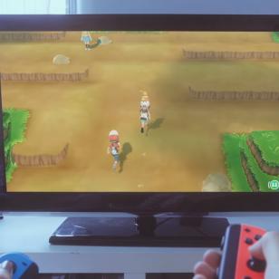 Pokémon: Let's Go, Pikachu! & Let's Go, Eevee!