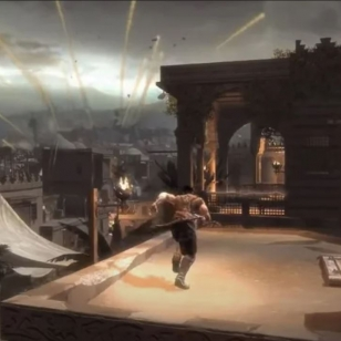 Prince of Persia Redemption Cancelled game