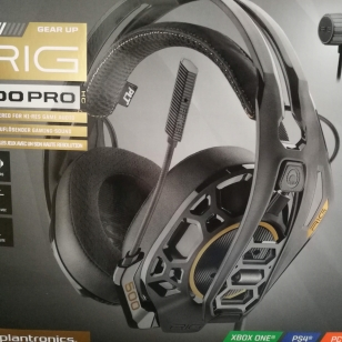 Plantronics Rig 500 Pro HC