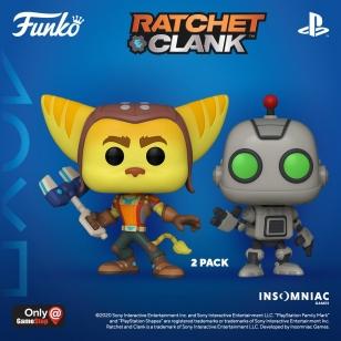 ratchet and clank funko.JPG