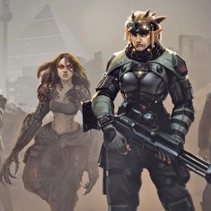 Shadowrun Paradox Interactive