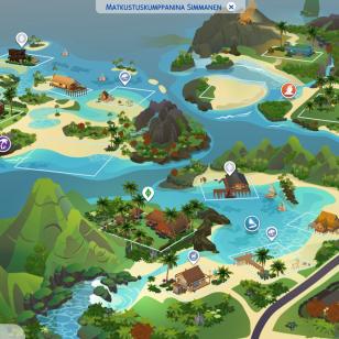 The Sims 4 Unelmasaari