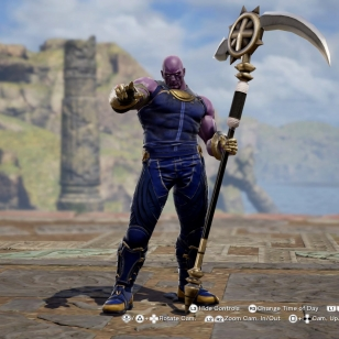 Soul Calibur VI Thanos
