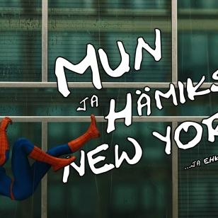 Marvel's Spider Man Trump New York