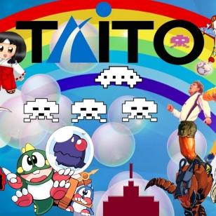 Taito, kuva TR Old School Gamer