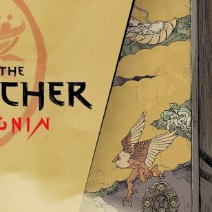 The Witcher Ronin mangasarjakuva