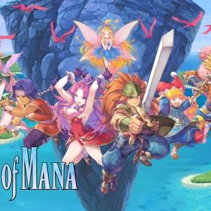Trials of Mana, Square Enix