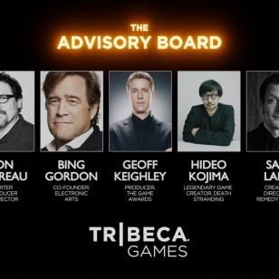 Tribeca Games board