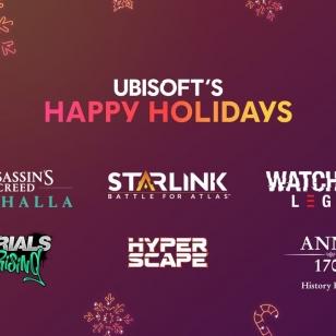 ubisoft happy holidays