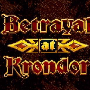 Betrayal at Krondor kirjankansi