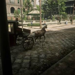 Red Dead Redemption 2 - Todistaja näki raa'an pahoinpitelyn