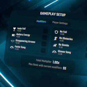 Beat Saber modifierit