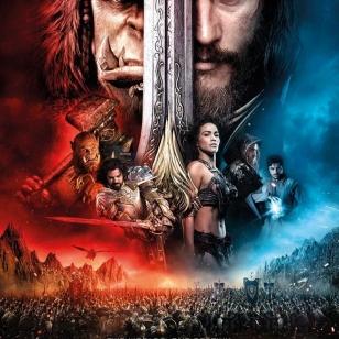 Warcraft elokuva juliste