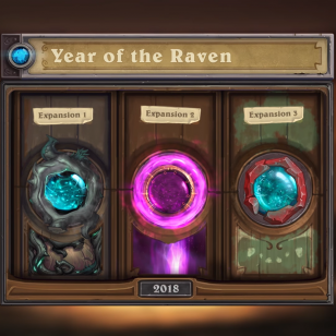 Hearthstone: Year of the Raven