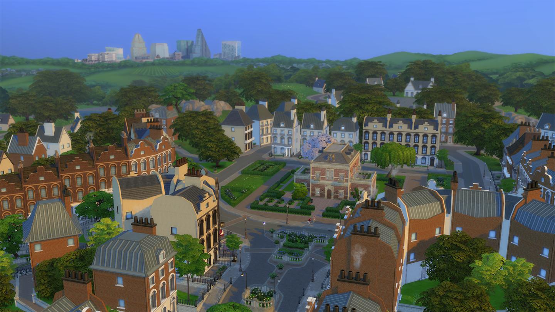The Sims 4 Yliopisto