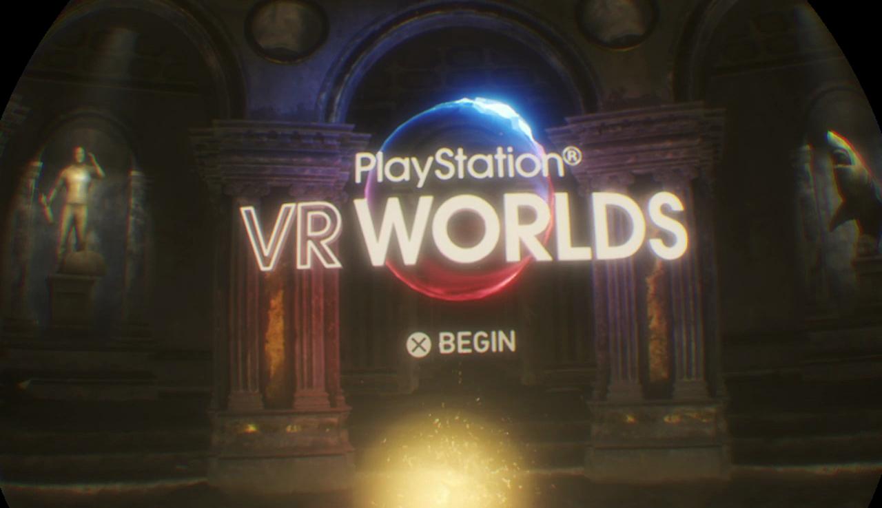 VR Worldsin pääaulasta pääsee hyppäämään virtuaalimaailmoihin
